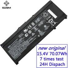GZSM batteria Del Computer Portatile SR04XL per HP PRESAGIO 15 CE 15 cb 15 CE015DX TPN Q193 TPN Q194 TPN C133 TPN C134 HSTNN DB7W 917724 855 batteria