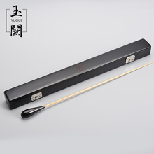 High-Quality Birch Baton Music Gifts Conductor dedicated (handmade box / Dispyyosspp Wooden  handle + wooden stick)