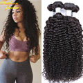 4 Bundles Deals Indian Deep Wave Virgin Hair Rosa Hair Products Indian Deep Curly Virgin Hair 8A Indian Deep Wave Virgin Hair