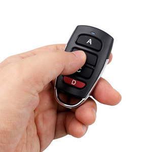 Image 3 - חדש 433mhz אוניברסלי רכב שלט רחוק מפתח חכם חשמלי מוסך דלת החלפת שיבוט Cloner להעתיק מרחוק