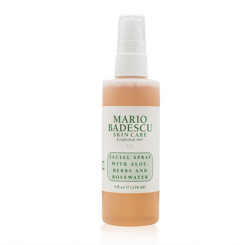 Mario Badescu Facial Spray With Aloe Herbs And Rosewater 118ml/4 Oz