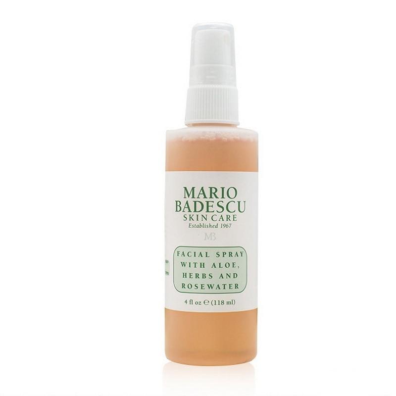 Mario Badescu Facial Spray With Aloe Herbs And Rosewater 118ml/4 Oz
