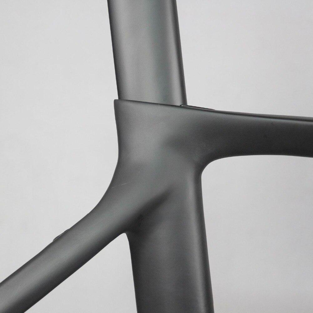 ベストセラー固定ギア安価な中国カーボンファイバー自転車フレーム FM269  グループ上の スポーツ & エンターテイメント からの 自転車のフレーム の中 3