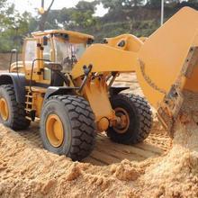RTR полностью металлический 1/14 Масштаб RC Рок гидравлические погрузчики трактор для строительства, самосвал BIN RC8WD Tamiya готов к запуску экскаватор LEIS