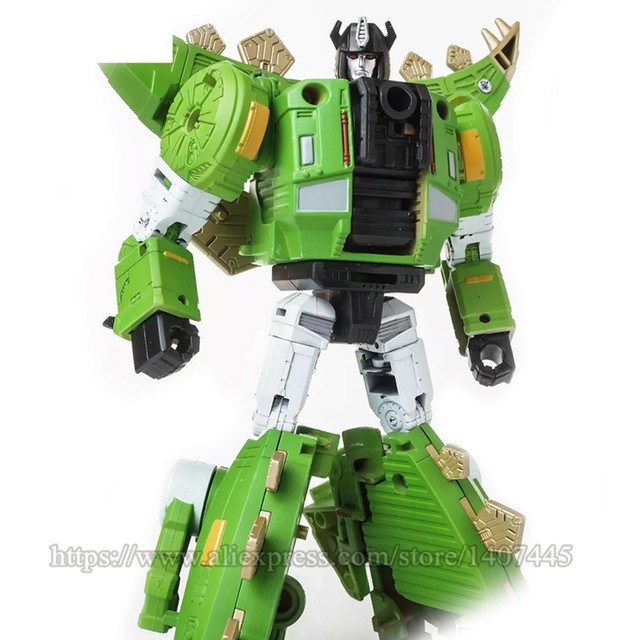New Oversize 6 in 1 Dinosaur Transformation Toys Kids Dinobot Action Figures Collection G1 Model Classic Toys Boy Birthday Gifts