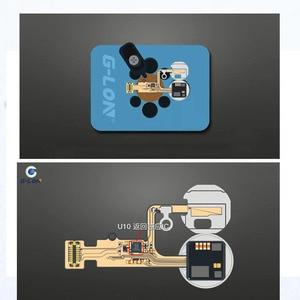 Image 4 - G 経度 imesa タッチ id 指紋修理プラットフォームフレックスケーブルで固定するための iphone 7 7 プラス 8 8 プラス原点復帰ボタン故障