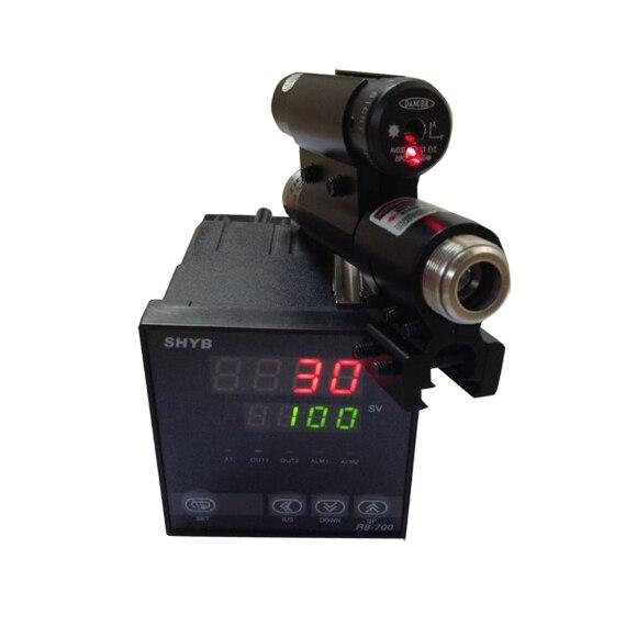 Free shipping  Infrared laser sight sensor Infrared temperature sensor 0-1200 degreeFree shipping  Infrared laser sight sensor Infrared temperature sensor 0-1200 degree