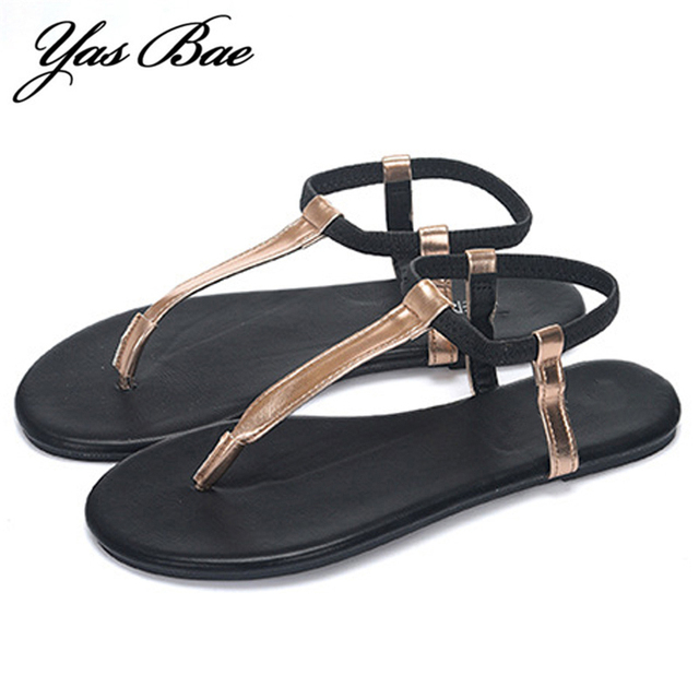 21597855bc2bf6 Silver Female Fashion Designer Slides Thong Gladiator Roman Sandals Summer Rubber  Flip Flop Flat Beach Slippers Shoes for Women