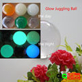 Free Shipping 6.8cm Acrylic Juggling Ball (68mm, 180g) Contact Juggling Crystal Acrylic Magic Ball