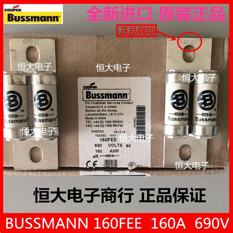 BUSSMANN BS88 160FEE fuse import fast fuse ceramic insurance 160A 690VBUSSMANN BS88 160FEE fuse import fast fuse ceramic insurance 160A 690V
