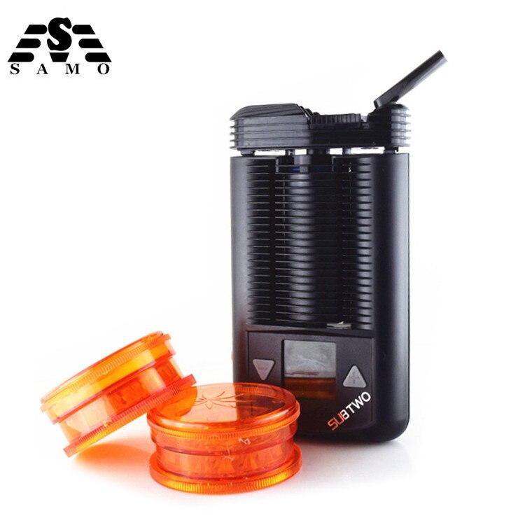 Heißer Mighty Box Mod trockenen kraut Verdampfer Starter Kits Beste qualität Batterie Powered Temperatuer einstellbare Elektronische zigarette vape