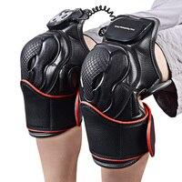 Knie Magnetische Trillingen Verwarming Massager Joint Fysiotherapie Massage Elektrische Massage Pijnbestrijding Revalidatie Care