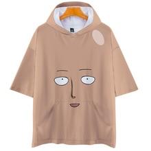 New Cool T-shirt Men Women hot 3d Print Creative Naruto t shirt Short Hooded Summer Tops Tee Hot style Hip Hop  Full
