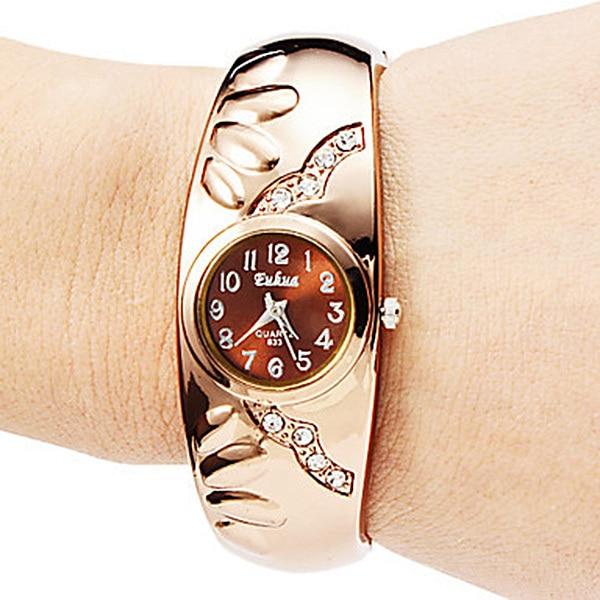 Hot Sale Rose Gold Watch Bracelet Watches Fashion Diamond Women Watches Luxury L