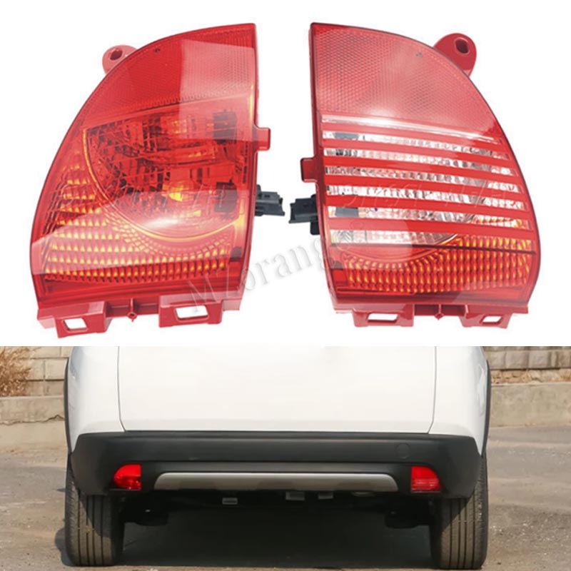 Rear Tail Light Bumper Stop Reflector Brake Lamp for Peugeot 2008 308CC for Citroen C3XR Left Right LH RH Warning Car Accessorie