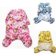 Pet Canine Hoodie Hooded Rain Coat Garments Canine Pet Informal Waterproof Jacket Sizzling LY1