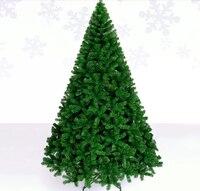 Free Shipping Event Party Christmas Xmas Tree 10 300cm Luxury Heavy Pine Artificial Christmas Tree