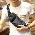 Nueva Xiao. P Camuflaje Ocasional de Los Hombres Paquete Pecho Hombre Solo Bolso de Hombro Crossbody Bolso de la Manera Pequeña Bolsa de Viaje Del Teléfono bolsillo
