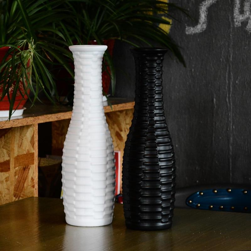 Fresh Mini Ceramic Small Vase Home Decor Gift Ideas And: Home Decoration Ceramic Vase Flower Plant Tabletop Vase