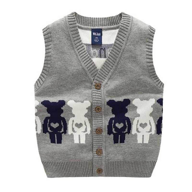 Vest Trui.Sweaters Kids V Neck Sweater Vest Children Sweater Patterns Abrigo
