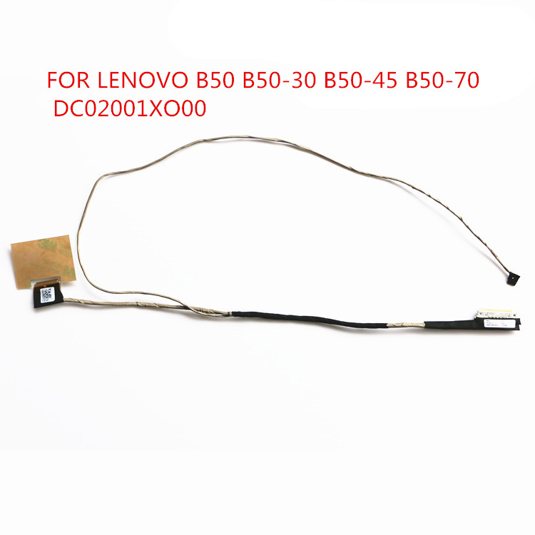 NEW LCD CABLE FOR LENOVO B50 B50-30 B50-45 B50-70 DC02001XO00 LCD LVDS CABLE 100% Tested Fast Ship