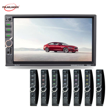 Touch Screen Universal car radio Support Rear View Camera MirrorLink Auto Radio Car Multimedia Player Autoradio MP5  7'' 2 DIN 7 touch screen mirrorlink bluetooth android car stereo mp5 player gps navigator auto 2 din fm radio autoradio support dvr