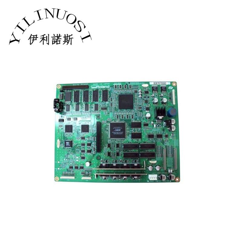 Roland SP-540 Main Board printers roland sj 540 sj 740 fj 540 fj 740 6 dx4 heads board