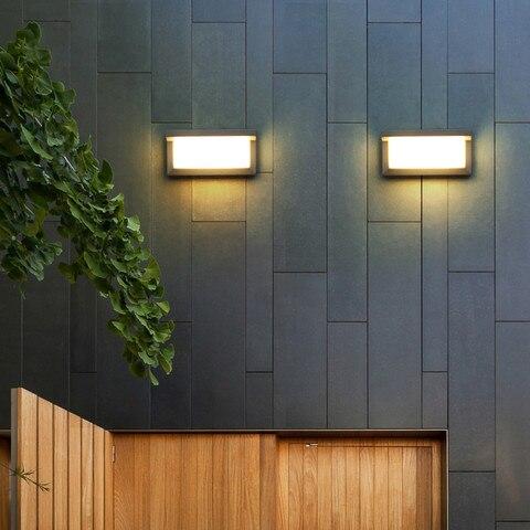 sensor de movimento radar ac90 patio com jardim ao ar livre luz 260v