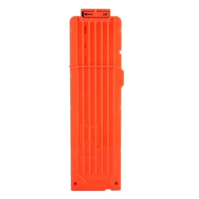 Surwish Soft Bullet Clips For Nerf Toy Gun 18 Bullets Ammo Cartridge Dart  For Nerf Gun