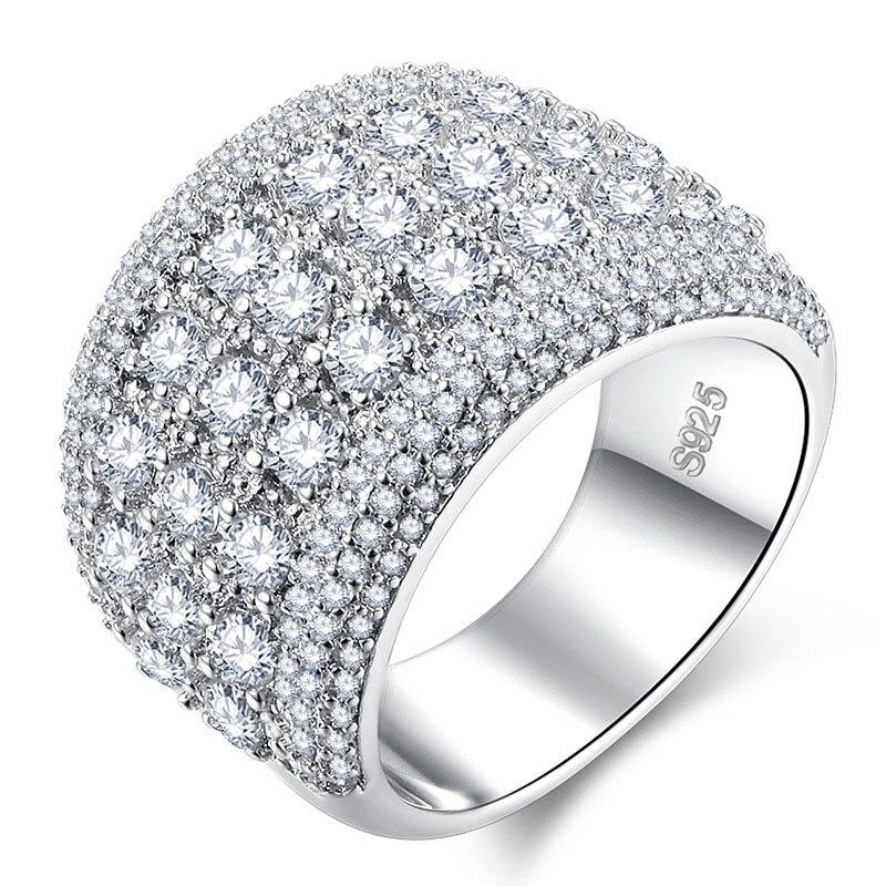 Женское Винтажное кольцо из серебра 925 пробы, с разноцветным кристаллом