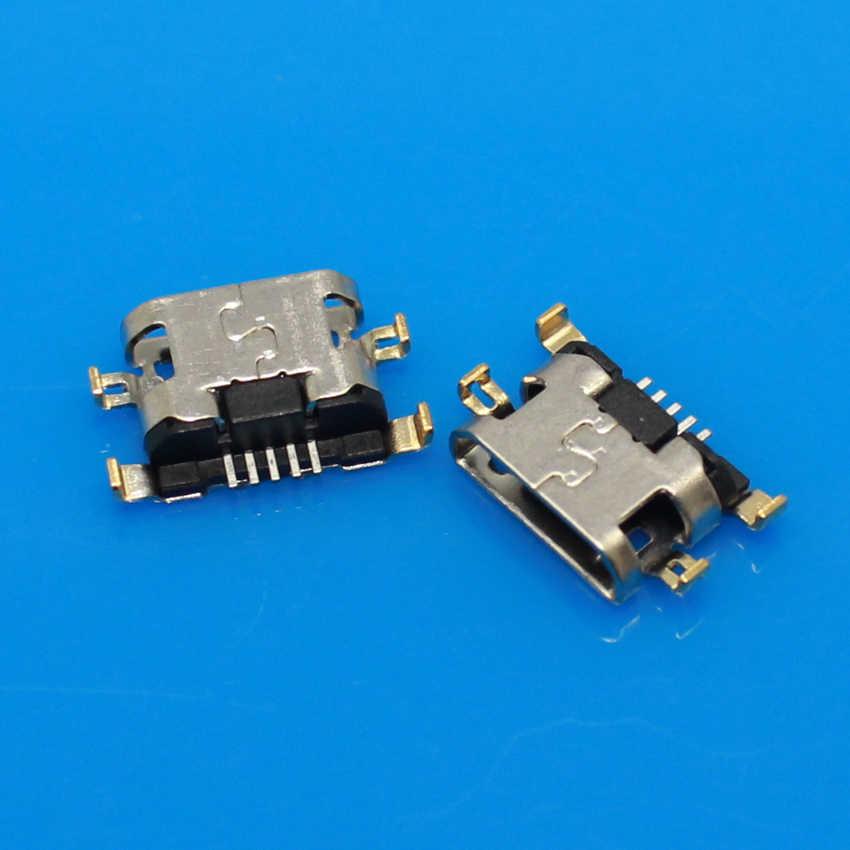 JCD Huawei Lenovo... Mikro usb Jack Şarj Soketi