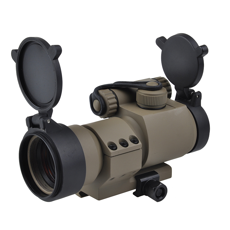 SEIGNEER Tactical waterproof M2 Red/Green Dot With L Shaped Mount Holographic Telescope AO5020 For Airsoft Rifle Scope