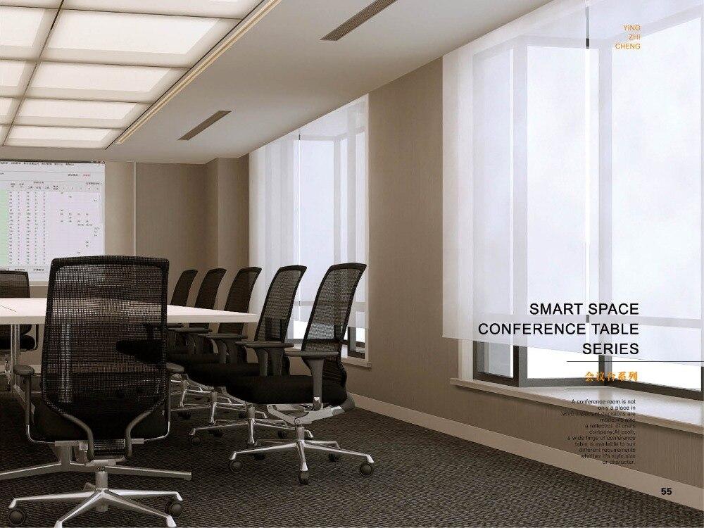 Capo Ufficio Disegno : Vetro temprato scrivania capo tavolo scrivania mobili per ufficio