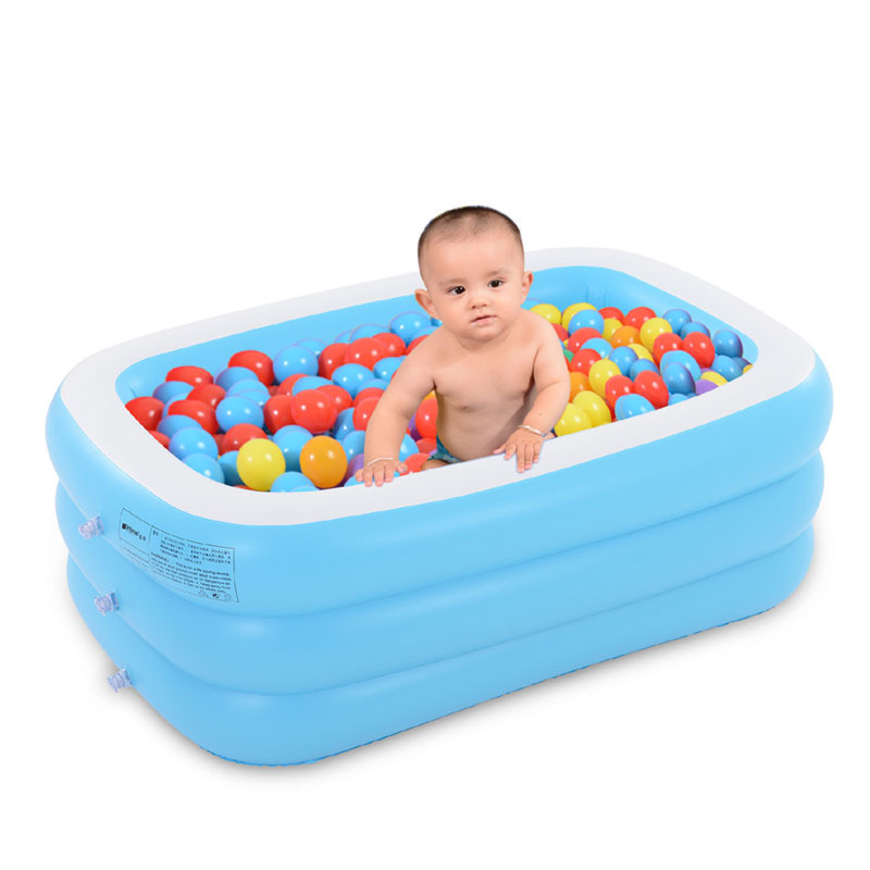 Inflatable Baby Swimming Ring Pool Kids Swimming Float Bath Seat Boat Ring Swim Pool PVC Portable Children Summer Play dual slide portable baby swimming pool pvc inflatable pool babies child eco friendly piscina transparent infant swimming pools