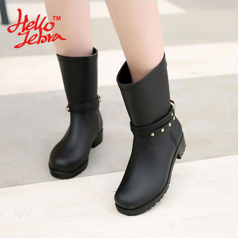 Popular Designer Rain Boots Women-Buy Cheap Designer Rain Boots ...