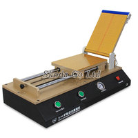 Latest 12 OCA Laminating Machine For Ipad Samsung Tablet LCD Touch Screen Repair Film Laminator
