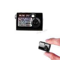 Mini DV Camera 5 Mega Pixels 1280x960 Portable DV Micro Camcorder Small Video DVR Cam Nanny Recorder Business Study Recording