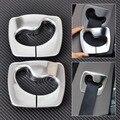 2 шт. Новый Матовый Хром B Столб Ремней Безопасности Обложка Накладка Для BMW 5 Серии F10 2011-2015