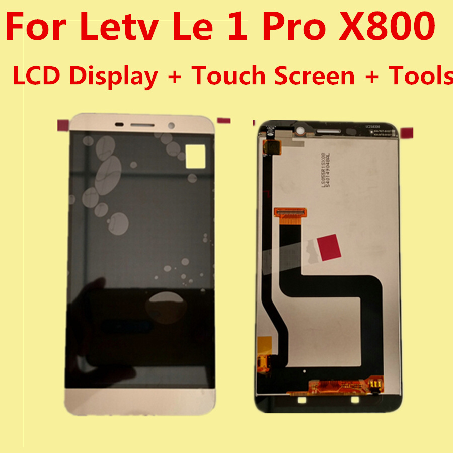 For Letv LeEco Le 1 Pro Le One Pro X800 LCD Display Touch Screen 100 Original