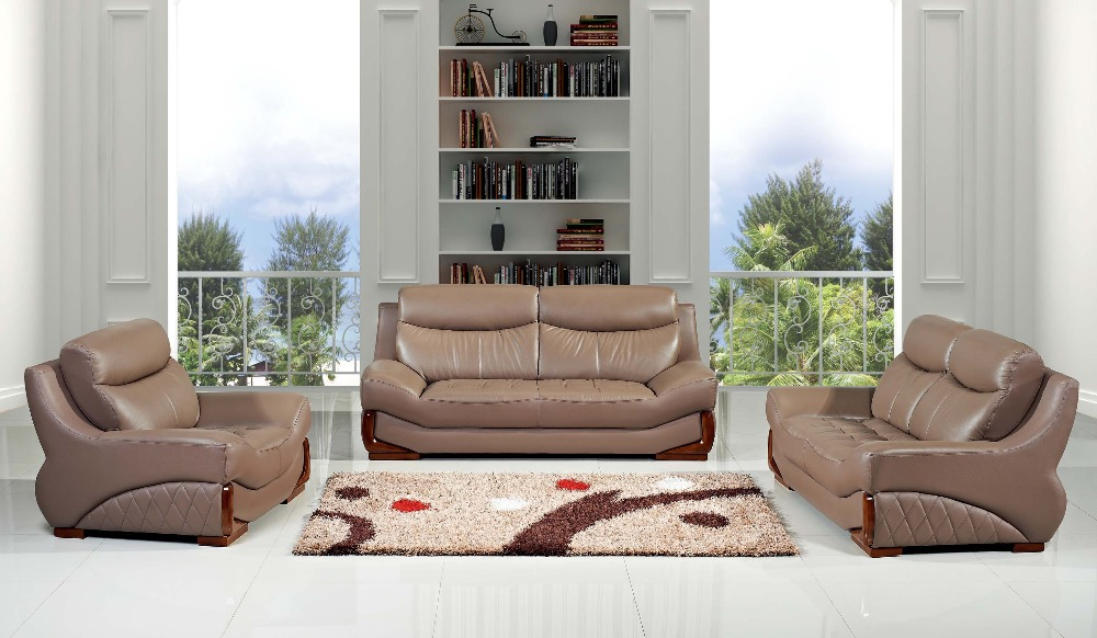 Furniture Design 2016 compare prices on leather chaise sofas- online shopping/buy low