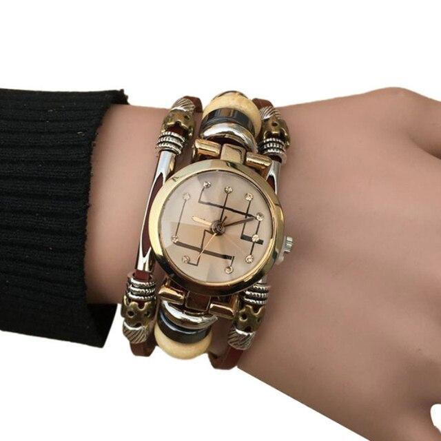 AAA Fashion Quartz Watch Bracelet Watch Casual Watch Really Belt Buckle Watch,Lx