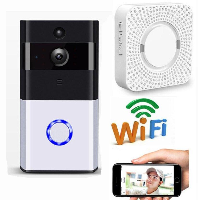 Ip Video Intercom Wi Fi Video Door Phone Door Bell Wifi