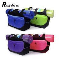 Fitness Multifunctional Clothes Yoga Backpack Yoga Mat Waterproof Backpack Yoga Bag Yoga Gym Bag With Bottle