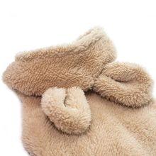 Very warm yet super cute fleece chihuahua sweater