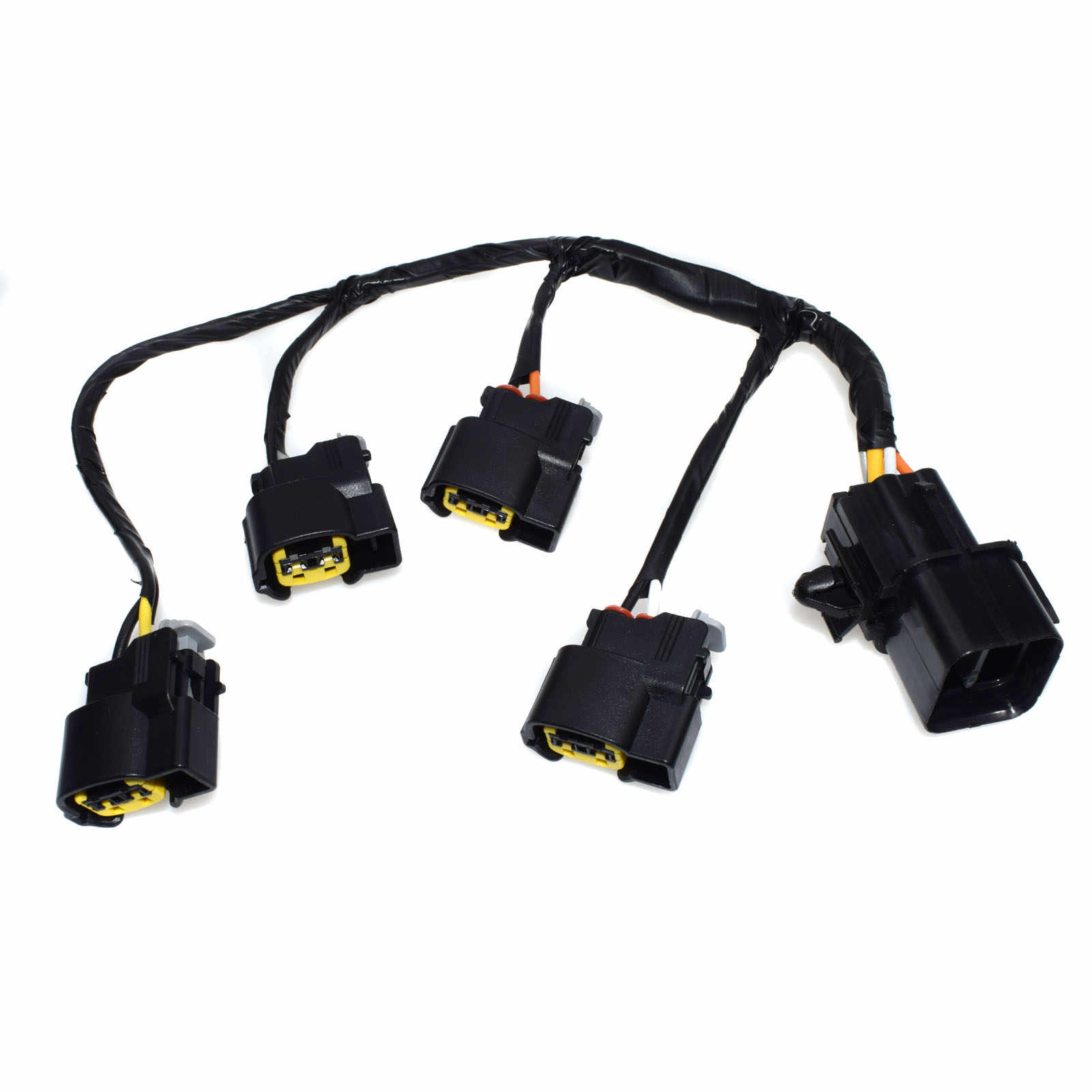 small resolution of  wolfigo new ignition coil wire harness for hyundai veloster kia rio soul 273502b000 27350 2b000 27301