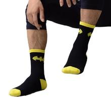 2018 New Superhero Movie Superman Batman Cotton Socks Cartoon American Captain Unisex Cosplay Boys Girls Gift