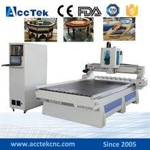 Economic model AKM1325 wood carving cnc machine cnc router 1325 atc spindle tool changer 5.5kw 9.0kw