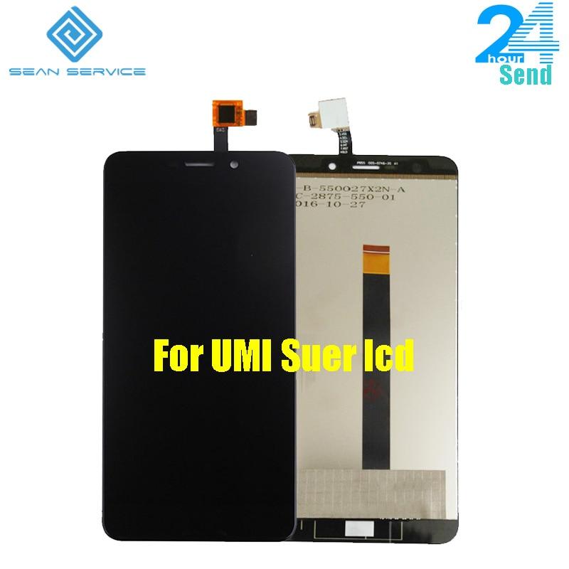 5.5 polegada UMI Super Display LCD Original e Tela Sensível Ao Toque + Ferramentas Digitador Assembléia Substituição 1920x1080 HD Octa ações do núcleo