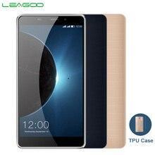 Оригинальный смартфон leagoo m8 2 ГБ/16 ГБ 0.19 s отпечатков пальцев 5.7 »5d дуги Freeme 6.0 MTK6580A Quad Core до 1.3 ГГц 3 Г GPS OTG