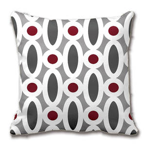 Cushion-Cover Pillow-Case Decorative Sofa Links-Pattern Customize Modern Gift And by